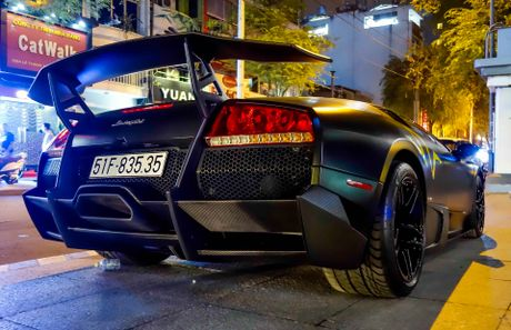 Dai tiec Lamborghini cua Minh Nhua o Sai Gon - Anh 8