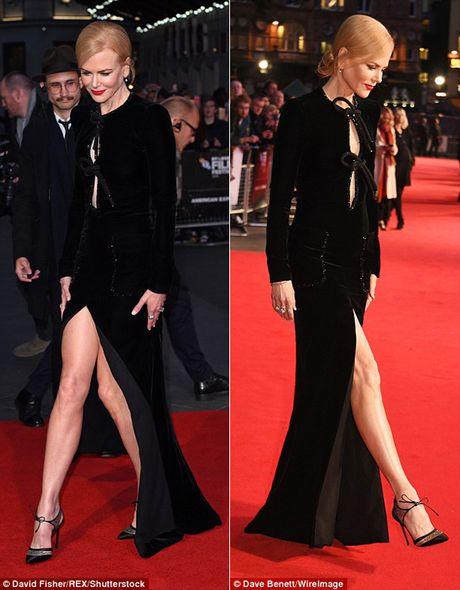 Nicole Kidman boi roi vi dien vay xe sau - Anh 2