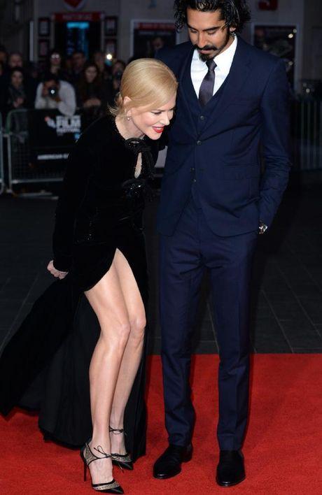 Nicole Kidman boi roi vi dien vay xe sau - Anh 3