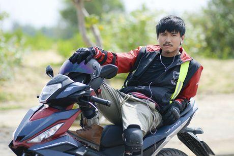 Lich trinh phuot cuc Dong bang xe may cua chang tho xam 8X - Anh 1