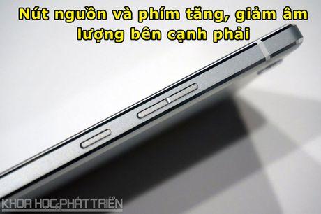 Can canh ve dep cua smartphone Nhat vua len ke o Viet Nam - Anh 15