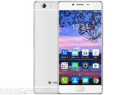 Can canh ve dep cua smartphone Nhat vua len ke o Viet Nam - Anh 16