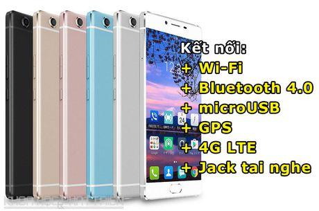 Can canh ve dep cua smartphone Nhat vua len ke o Viet Nam - Anh 4