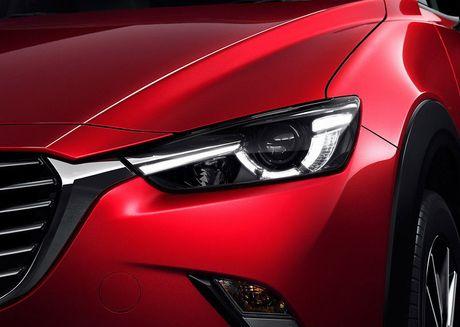 Can canh chiec SUV vua duoc Mazda gioi thieu o Viet Nam - Anh 13