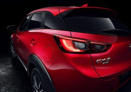 Can canh chiec SUV vua duoc Mazda gioi thieu o Viet Nam - Anh 14