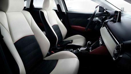Can canh chiec SUV vua duoc Mazda gioi thieu o Viet Nam - Anh 17