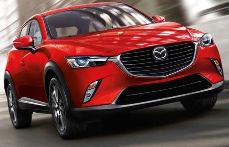 Can canh chiec SUV vua duoc Mazda gioi thieu o Viet Nam - Anh 3