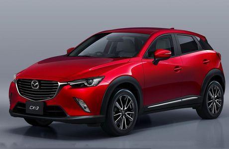 Can canh chiec SUV vua duoc Mazda gioi thieu o Viet Nam - Anh 4