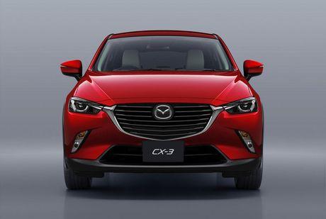 Can canh chiec SUV vua duoc Mazda gioi thieu o Viet Nam - Anh 8