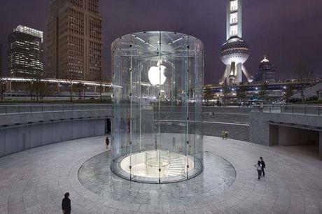 Apple tiep tuc 've van' Bac Kinh - Anh 1