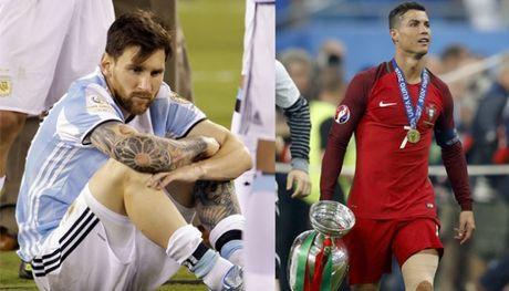 World Cup 2018 co nguy co vang ca Ronaldo va Messi - Anh 1
