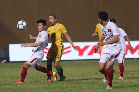 Lich thi dau bong da U19 chau A 2016 - Anh 1