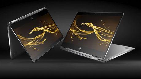 HP nang cap Spectre X360 thanh laptop mong, nhe va manh hon - Anh 1