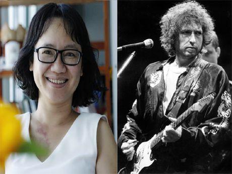 Bob Dylan doat giai Nobel Van hoc: mot tien le la lung nhung hop ly - Anh 1