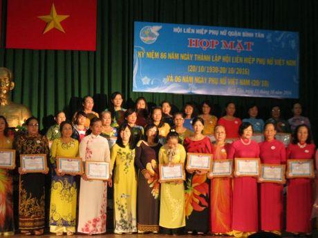 Q. Binh Tan: Nhieu hoat dong y nghia nhan 20/10 - Anh 5