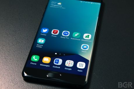 Samsung uoc tinh mat gan 3 ty USD loi nhuan vi su co Note 7 - Anh 1