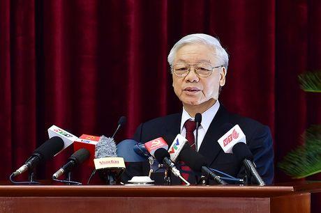 Tien hanh dong bo nhieu cong viec cu the ve xay dung va chinh don Dang - Anh 1