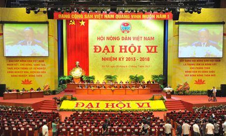 Nhung moc son 86 nam cua Hoi Nong dan Viet Nam - Anh 1