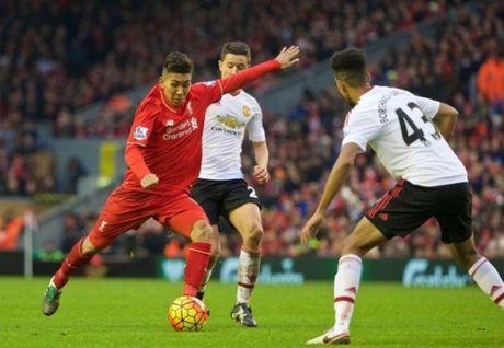 Goc Tran Minh Chien: Liverpool chia diem M.U, Man City ha Everton - Anh 1