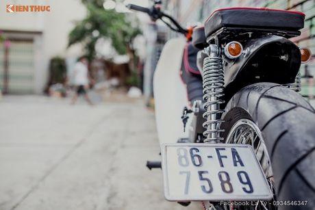 Honda Super Cub 78 'sieu chat' cua dan choi Sai Gon - Anh 11