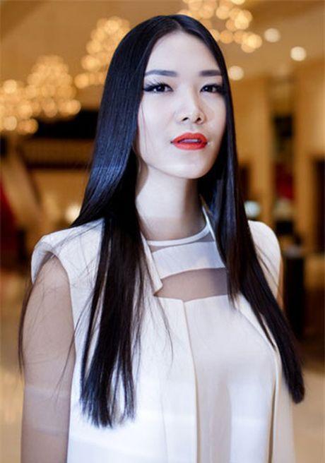 Loi trang diem mat 'cung do' phat chan cua sao Viet - Anh 11