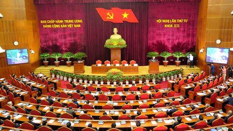 Be mac Hoi nghi lan thu tu Ban Chap hanh Trung uong Dang khoa XII - Anh 2