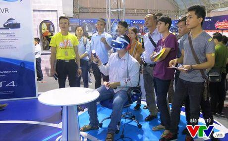Trai nghiem kinh thuc te ao PlayStation VR tai Sony Show 2016 - Anh 3