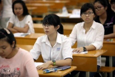 Thu truong Bo GD&DT Bui Van Ga: Se co thu nghiem de thi THPT quoc gia de danh gia do chuan hoa - Anh 1