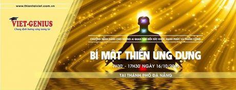 Lieu phap tang cuong suc khoe: Bi mat Thien ung dung - Anh 1