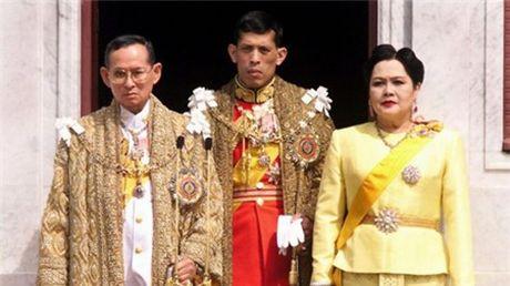 Hoang thai tu Thai Lan se ke vi cha - Anh 1