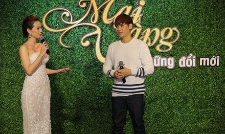 Nguyen Vu 'noi ban bat' giua tham do Mai Vang - Anh 1