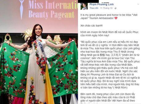 Trang phuc nhan nhum cua my nhan Viet tai Hoa hau Quoc te 2016 - Anh 1