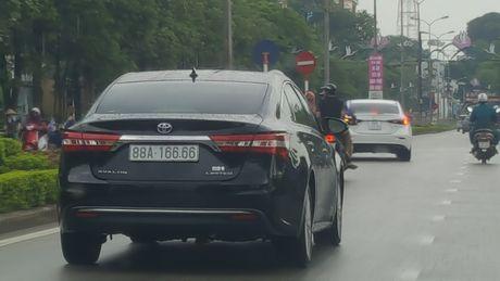 Choang vang voi nhung sieu xe 'bien nhay' cuc Vip tai Vinh Phuc - Anh 3