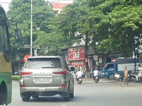 Choang vang voi nhung sieu xe 'bien nhay' cuc Vip tai Vinh Phuc - Anh 4