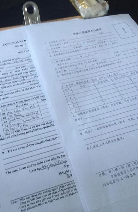 Vu be gai 12 tuoi mang thai o Trung Quoc: Thong tin chinh thuc tu Cong an Ha Giang - Anh 1