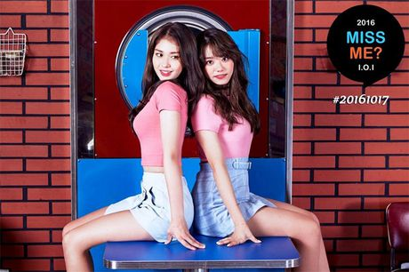 JYP 'thi tham' trong teaser cua I.O.I - Anh 1