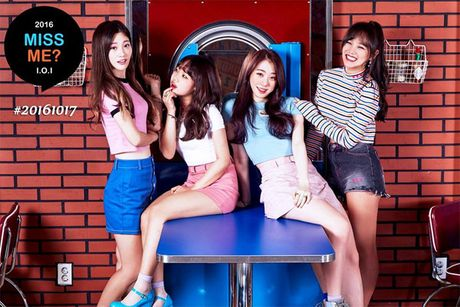 JYP 'thi tham' trong teaser cua I.O.I - Anh 2