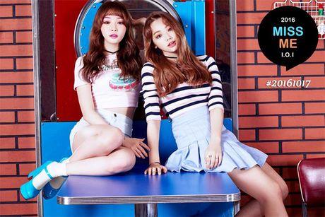 JYP 'thi tham' trong teaser cua I.O.I - Anh 3