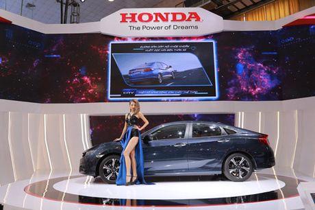 Honda Civic the he moi: But pha kien tao xu huong - Anh 5