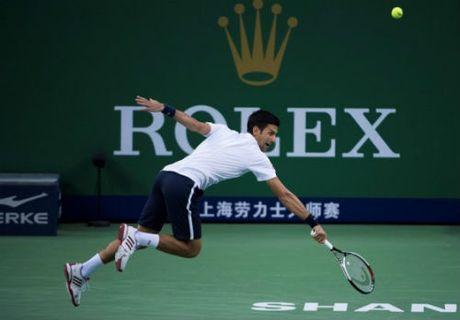 Djokovic - Zverev: So thich nguoc dong (Tu ket Shanghai Masters) - Anh 1