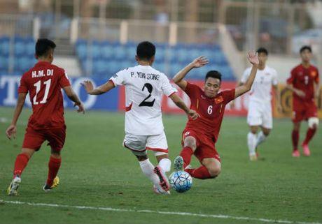 U19 Viet Nam – U19 Trieu Tien: Chien cong hien hach - Anh 1