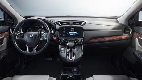 Honda CR-V 2017 chuan bi duoc ra mat co gi dac biet? - Anh 3