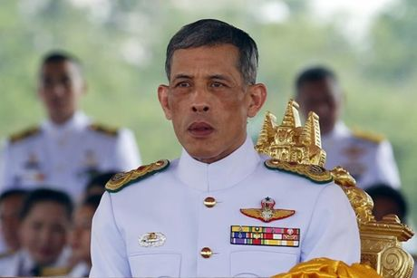 Chan dung thai tu noi ngoi Quoc vuong Thai Lan - Anh 1