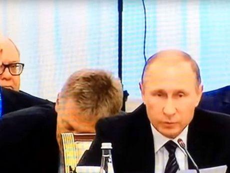 Phat ngon vien dien Kremlin ngu gat giua cuoc hop cap cao Nga - Tho - Anh 1