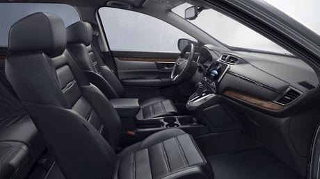 Honda CR-V 2017 ra mat: Rong rai va manh me hon - Anh 3