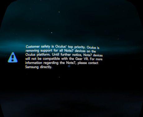 Kinh thuc te ao Oculus ngung ho tro Galaxy Note 7 - Anh 2