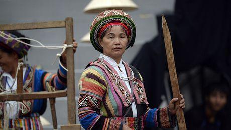 Chinh thuc khai mac khu trung bay Festival Ao dai Ha Noi 2016 - Anh 14