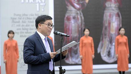 Chinh thuc khai mac khu trung bay Festival Ao dai Ha Noi 2016 - Anh 1
