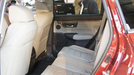 Can canh chi tiet Honda CR-V 2017 the he moi vua trinh lang - Anh 13
