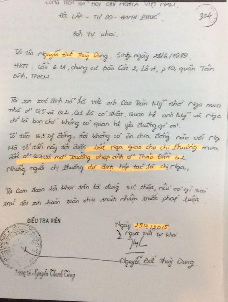 Vu an Hoa hau Phuong Nga: 16,5 ty dong nhan tu dai gia Cao Toan My di dau? - Anh 4